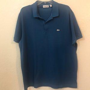 Lacoste Men's polo shirt XXL